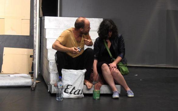 Quelque chose de possible - Aurélia Guillet au CDN Besançon Franche-Comté